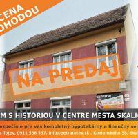 Rodinný dom, Skalica, 280 m², Pôvodný stav