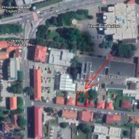 Obchodné, Dunajská Streda, 82 m², Pôvodný stav