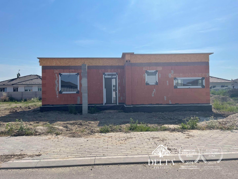 DELTA | Rodinný dom  4 izbový v Miloslavove v novej lokalite