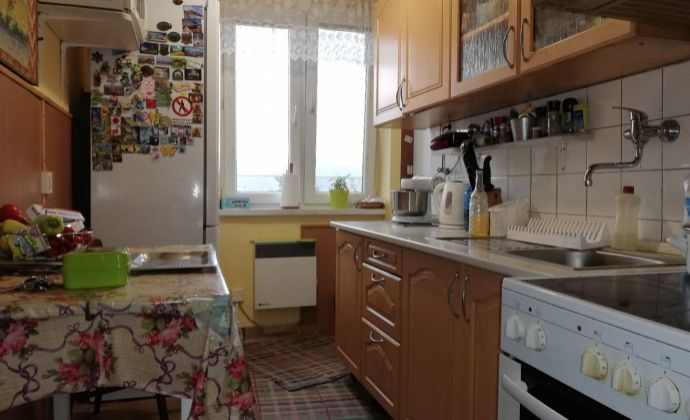 PREDAJ - 4-izbový byt + GARÁŽ - Belá-Dulice