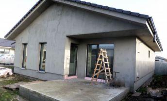 Na predaj NOVOSTAVBA 4-izbový bungalov v Galante
