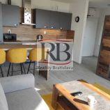 Na prenájom 2 izbový byt v novostavbe Matadorka na Úderníckej ulici v Petržalke