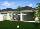 POSLEDNÝ VOĽNÝ! Kvalitný rodinný dom v Šamoríne