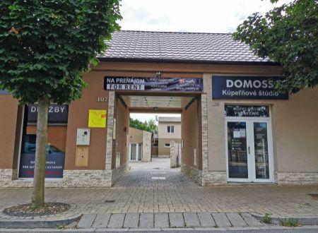 Polyfunkčný dom / PODNIKANIE-REŠTAURÁCIA-KANCELÁRIA/ Piešťany