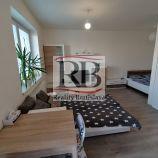 Na prenájom 1 izbový byt v novostavbe na Lužnej ulici v Petržalke, BAV