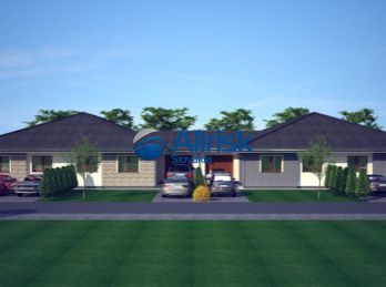 Novostavba 4-izbového rodinného domu s parkovacími miestami, Galanta-Richtárske pole