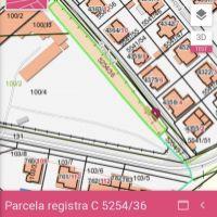 Pre rodinné domy, Senec, 1119 m², Pôvodný stav