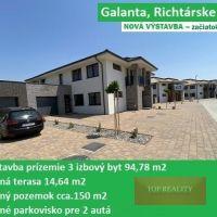 Rodinný dom, Galanta, 94.78 m², Novostavba