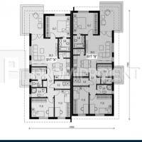 Rodinný dom, Tomášov, 89 m², Novostavba