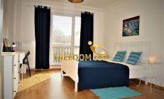 ODPORÚČAM: priestranný, zariadený 2i byt v skvelej lokalite na Trnavskom Mýte, Plzenská ulica
