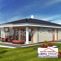 Rodinný dom, Nové Zámky, 100.20 m², Projekt