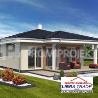 Rodinný dom, Andovce, 100.20 m², Projekt