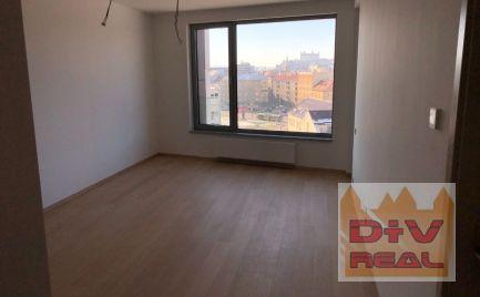 2 izbový byt, Továrenská ulica, Sky park, novostavba, loggia