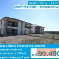 Rodinný dom, Veľké Úľany, 90.85 m², Novostavba
