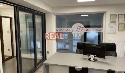 REALFINN - PRENÁJOM predajne plastových okien a dverí