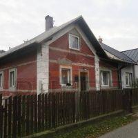 Rodinný dom, Krompachy, 108 m², Čiastočná rekonštrukcia