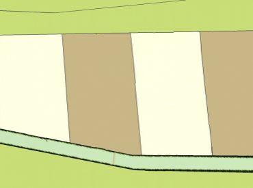 Pozemok na stavbu rodinných domov, alebo rekreačných nehnuteľností - 5900 m2 - Stará Turá