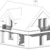 Rodinný dom, Plavecký Štvrtok, 111 m², Novostavba