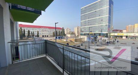 Na predaj obchodný priestor na námestí s 8% ročným výnosom - DCA