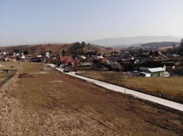 Stavebný pozemok Bitarová - 729 m2