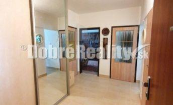 KOMFORT bývania-veľký 3 izbový byt - kompletná občianska vybavenosť!