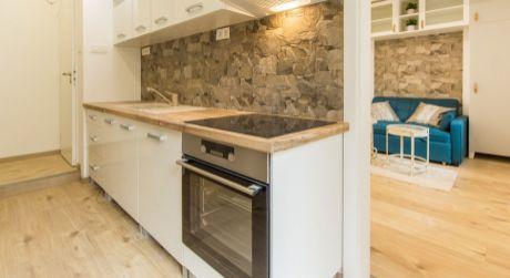 EXKLUZÍVNE 2 jednoizbové apartmány v skvelej lokalite - Ružinov - Kvačalova