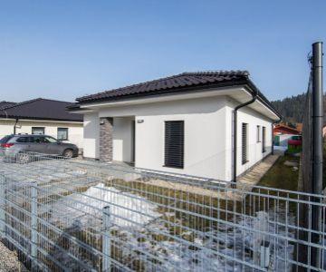Novostavba rodinného domu na predaj - Liptovský Ján