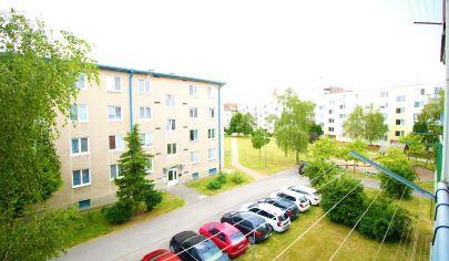 SORTier s.r.o. - 3 izbový byt s balkónom v centre (bezproblémové parkovanie)