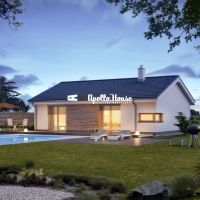 Rodinný dom, Veľké Leváre, 88 m², Novostavba