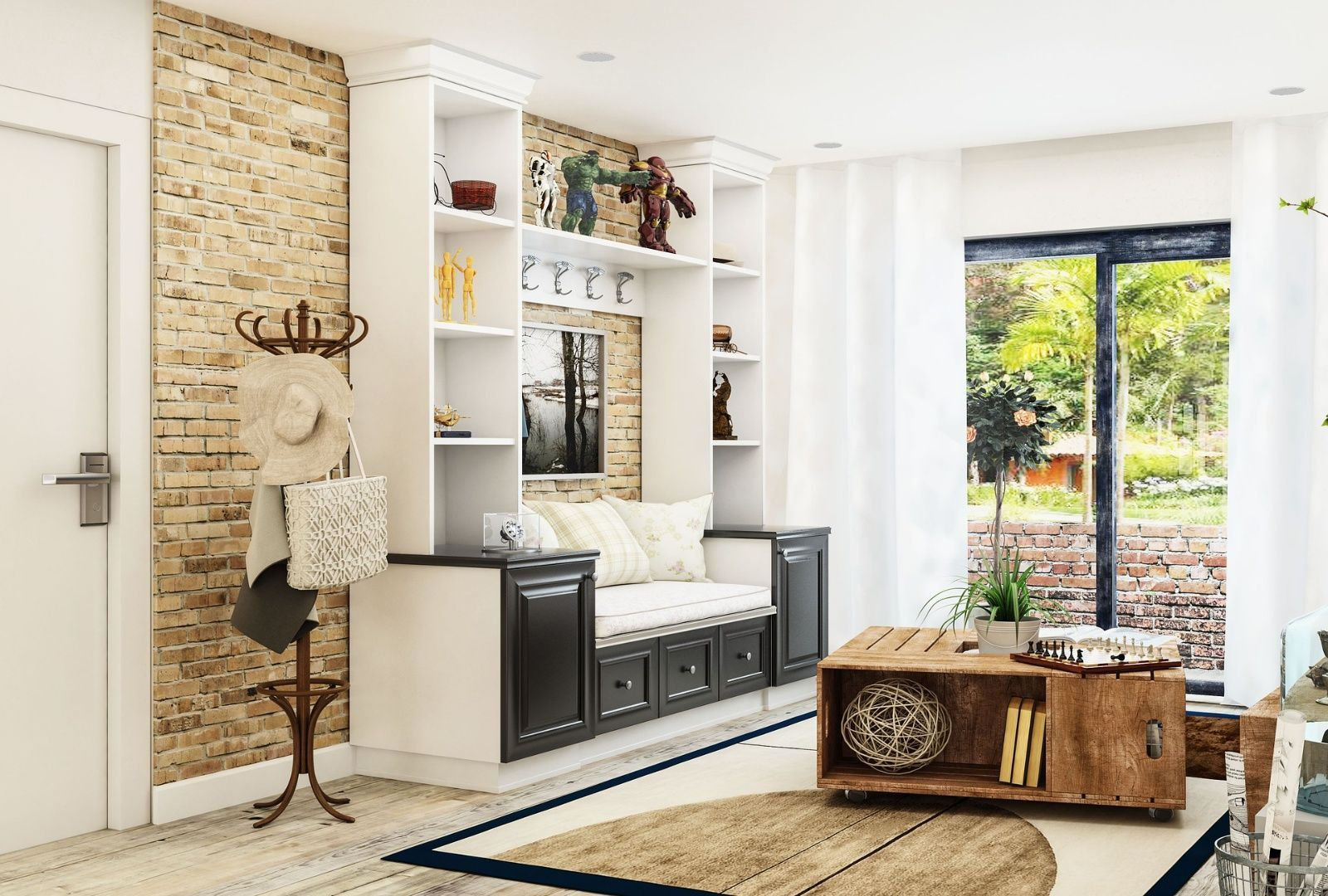 Vlčince 1 izbový byt po kompletnej rekonštrukcii