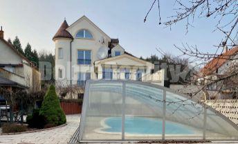 Luxusné bývanie, rodinný dom na prenájom, v blízkosti kúpeľov Bojnice