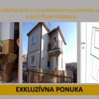 Rodinný dom, Plavé Vozokany, 200 m², Čiastočná rekonštrukcia