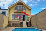 Na prenájom 5 izbový rodinný dom s dvojgarážou a bazénom, 2 kúpeľne, Ružinov,  mestská časť Trnávka