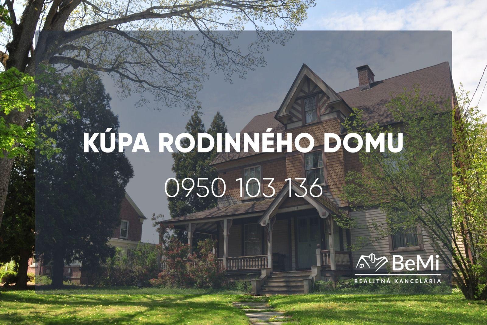 Rodinný dom-Kúpa-Sľažany-60 000 €