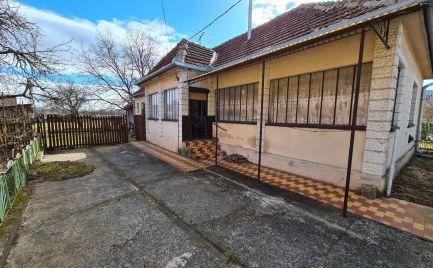 GEMINIBROKER v obci Erdőhorváti ponúka rodinný dom v krásnom prostredí