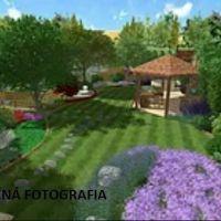 Záhrada, 400 m²