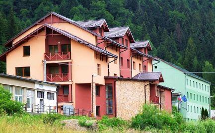 MLYNKY - HOTEL GERAVY 36 APARTMÁNOV - 5 PODLAŽÍ.