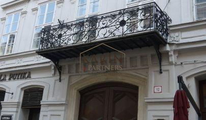 Historické centrum - ul. Panská - pešia zóna, PRENÁJOM veľkometrážny byt 220 m2