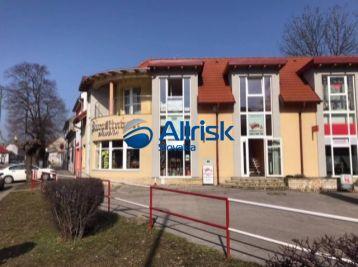 Kancelársky/obchodný priestor v centre mesta Sereď na prenájom 76m2