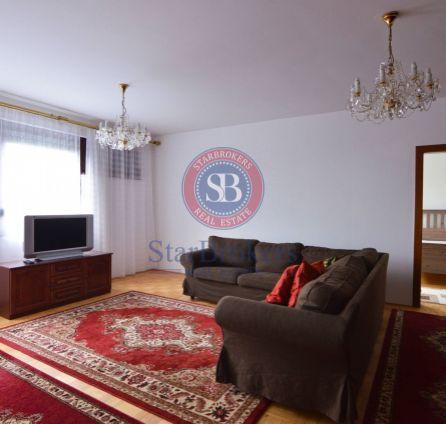 STARBROKERS - PRENÁJOM priestranný 4 - izbový byt, Karlova Ves, časť Dlhé Diely