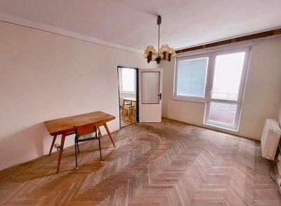 Fantastický Investičný 3-izbový byt s loggiou vhodný na rekonštrukciu