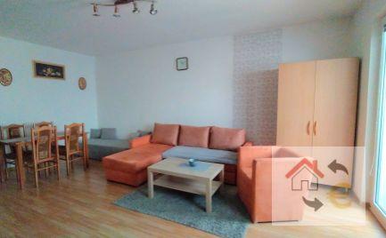 REZERVOVANÉ...Na prenájom perfektný 1 izbový byt s loggiou Sekčov, Karpatská, zariadený, po rekonštrukcii, voľný ihneď