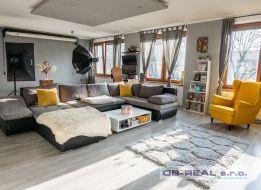 Gala Residence_Predaj moderného 4izb bytu 100m2_terasa 50m2_garážové státie