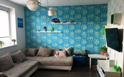 Predaj krásneho 3 izbového bytu 70m2 +40m2 zobytnene podkrovie vo Vajnoroch