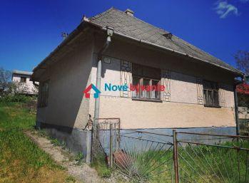 Tvoja nová chalupa. Na predaj starý vidiecky dom v Radvani nad Laborcom (N129-12-MIM)