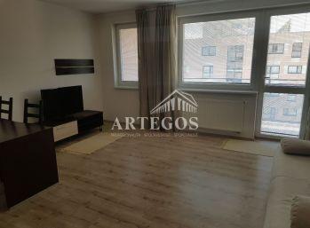 Kompletne ZARIADENÝ 1 izbový byt v novostavbe vrátane parkovacieho státia