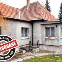 Rodinný dom, Horné Semerovce, 1473 m², Čiastočná rekonštrukcia