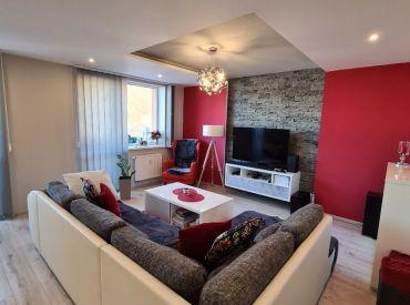 Exklusívny zariadený byt v novostavbe- Radvaň
