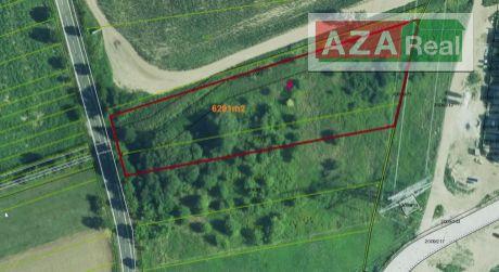 Investičný komerčný pozemok v Stupave- 6291m2