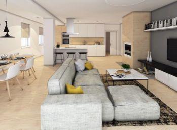 REZERVOVANÉ! PROMINENT REAL predá nadštandardný 3 izbový byt v Rači s krásnym výhľadom.